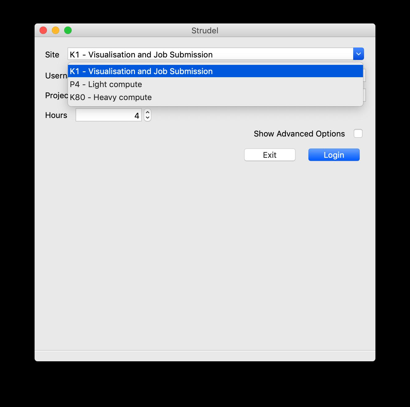 Connecting to M3 via the MASSIVE desktop